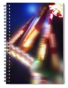 Swing Boat Spiral Notebook