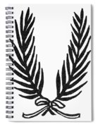 Symbol Achievement Spiral Notebook