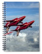 Synchro Pair Spiral Notebook