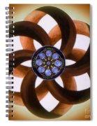 Synergy Mandala 2 Spiral Notebook