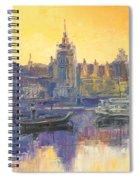 Szczecin - Poland Spiral Notebook