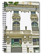 Tacoma Elks Club Spiral Notebook