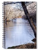 Take Me To The River Spiral Notebook