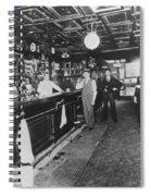 Tavern Spiral Notebook