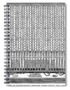 Telegraphy, 1873 Spiral Notebook