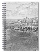 Tenby Harbor Spiral Notebook