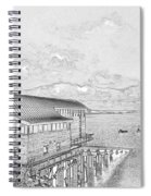 Tenby Lifeboat Station Spiral Notebook
