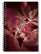 Tender Moments Spiral Notebook