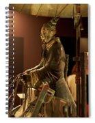 Terracotta Soldiers Spiral Notebook