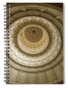 Texas State Capitol, Austin Texas - Spiral Notebook