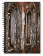 Texture Spiral Notebook