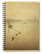 Thai River Life Spiral Notebook