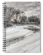 Thames River  Spiral Notebook
