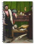 The Ambassadors Spiral Notebook