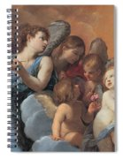 The Assumption Of The Virgin Mary Spiral Notebook