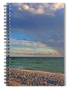 The Beach - Florida Beaches Spiral Notebook