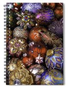 The Beauty Of Christmas Spiral Notebook