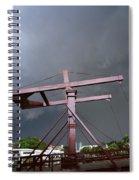 The Bridge Spiral Notebook