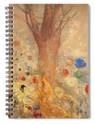 The Buddha Spiral Notebook