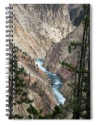 The Canyon Spiral Notebook