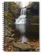 The Cascades Spiral Notebook