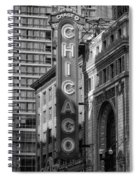 The Chicago Theatre Spiral Notebook