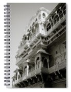 The City Palace Spiral Notebook