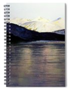 The Deepening Day  Spiral Notebook