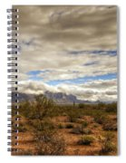 The Desert Southwest  Spiral Notebook