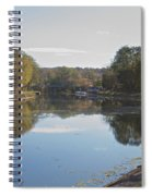 The Erie Canal  Spiral Notebook