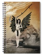 The Exterminating Angel Spiral Notebook