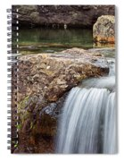 The Fairy Pools Spiral Notebook