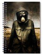 The Fall Of War Spiral Notebook