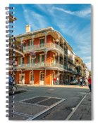 The French Quarter Spiral Notebook