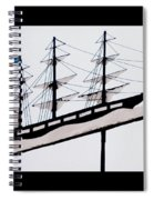 The Good Ship Bethel Spiral Notebook