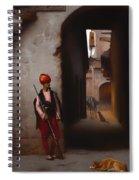 The Guard Spiral Notebook