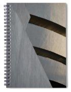 The Guggenheim Spiral Notebook