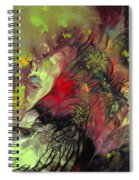 The Heart Of Nature Spiral Notebook