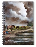 The Horse Traders Spiral Notebook