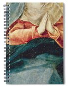 The Immaculate Conception  Spiral Notebook