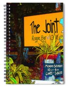 The Joint Spiral Notebook
