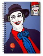 The Joker And Mom Spiral Notebook
