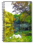 The Lake... Spiral Notebook