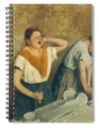 The Laundresses Spiral Notebook