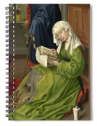 The Magdalen Reading Spiral Notebook