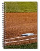 The Meet Spiral Notebook