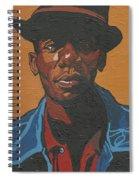 The Most Beautiful Boogie Man Spiral Notebook
