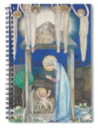 The Nativity Spiral Notebook