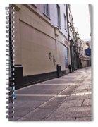 The Observer Spiral Notebook