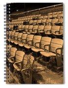 The Old Ballpark Spiral Notebook